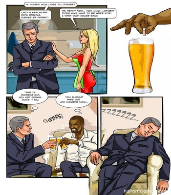 Blackmailed Seduction 1 Sex Comic sex 13