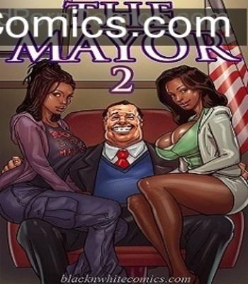 Porn Comics - BlacknWhite -The Mayor 2 free Cartoon Porn Comic