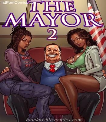 BlacknWhite -The Mayor 2 free Cartoon Porn Comic sex 2