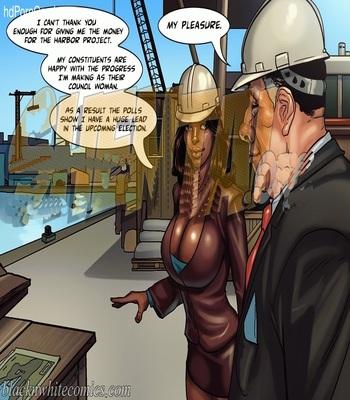 BlacknWhite -The Mayor 2 free Cartoon Porn Comic sex 4