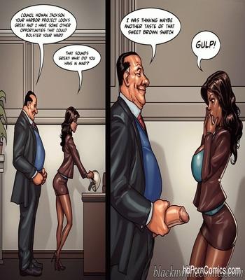 BlacknWhite -The Mayor 2 free Cartoon Porn Comic sex 5