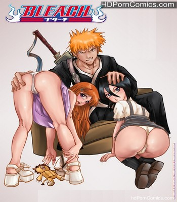 Porn Comics - Bleach Sex Comic