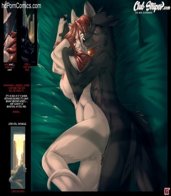 Blind Love Sex Comic