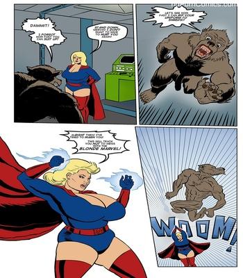 Blonde Marvel – Mervin The Monster Sex Comic sex 15