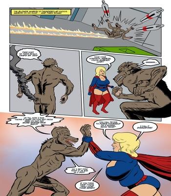 Blonde Marvel – Mervin The Monster Sex Comic sex 16