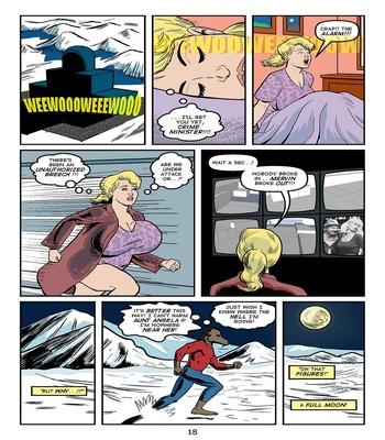 Blonde Marvel – Mervin The Monster Sex Comic sex 20