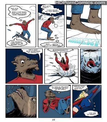 Blonde Marvel – Mervin The Monster Sex Comic sex 21