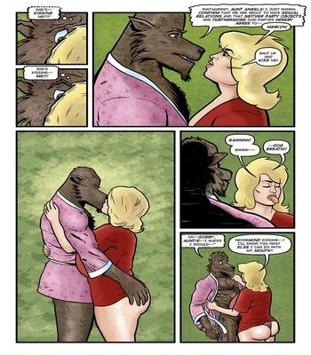 Blonde Marvel – Mervin The Monster Sex Comic sex 37