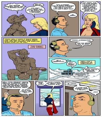 Blonde Marvel – Mervin The Monster Sex Comic sex 6