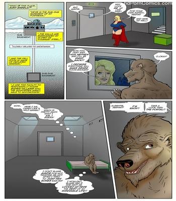 Blonde Marvel – Mervin The Monster Sex Comic sex 9