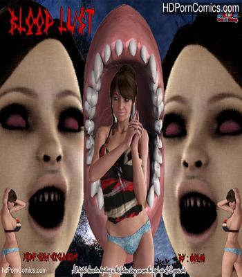Porn Comics - Blood lust free Porn Comic