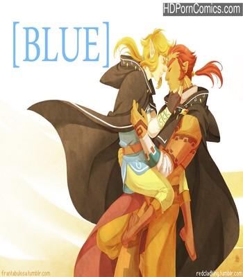 Porn Comics - Blue Sex Comic