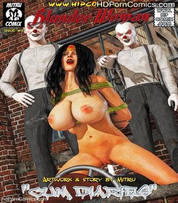 Porn Comics - Blunder Woman 3 Sex Comic