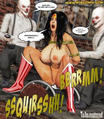 Blunder Woman 3 Sex Comic