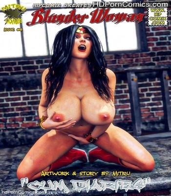 Porn Comics - Blunder Woman 6 Sex Comic