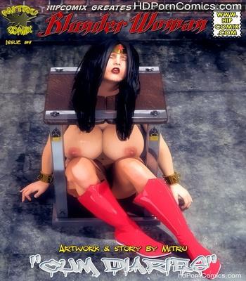 Porn Comics - Blunder Woman 7 Sex Comic