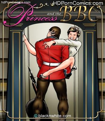 Porn Comics - Bnw -Princess and the BBC free Cartoon Porn Comic