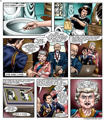 Bnw -Princess and the BBC free Cartoon Porn Comic