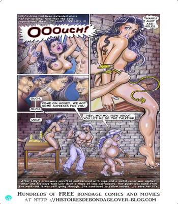 Bondage Adventures of Lilly15 free sex comic