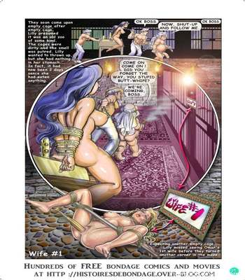 Bondage Adventures of Lilly16 free sex comic