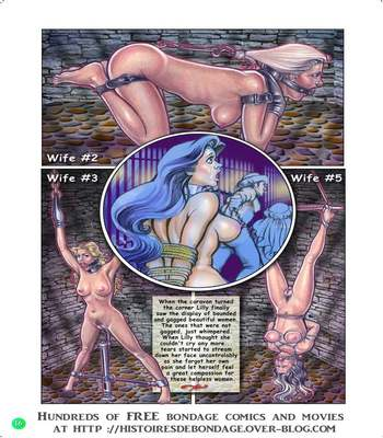Bondage Adventures of Lilly17 free sex comic