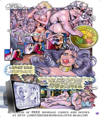 Bondage Adventures of Lilly32 free sex comic