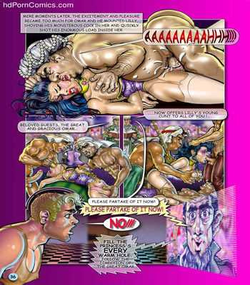 Bondage Adventures of Lilly37 free sex comic
