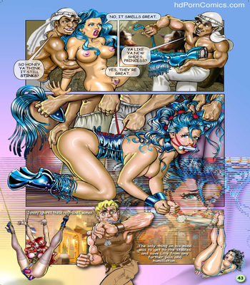 Bondage Adventures of Lilly44 free sex comic