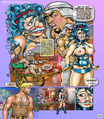 Bondage Adventures of Lilly46 free sex comic