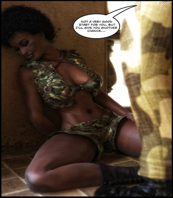 Bootcamp From Hell 10 free sex comic