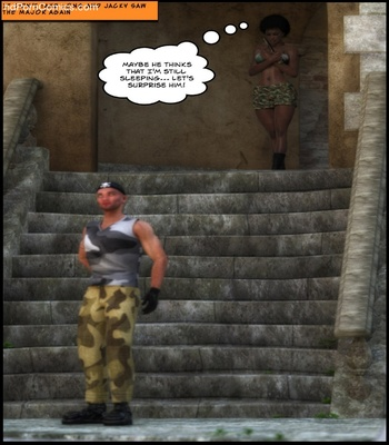 Bootcamp From Hell 13 free sex comic