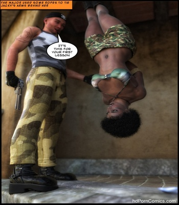 Bootcamp From Hell 15 free sex comic