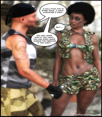 Bootcamp From Hell 3 free sex comic