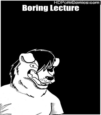 Porn Comics - Boring Lecture Sex Comic