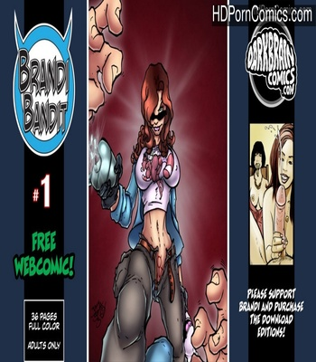 Porn Comics - Brandi Bandit 1 Sex Comic