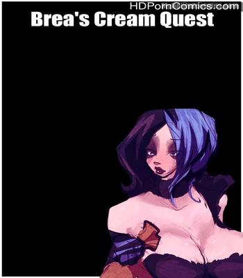 Porn Comics - Brea's Cream Quest Sex Comic