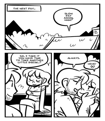 Break Time Sex Comic