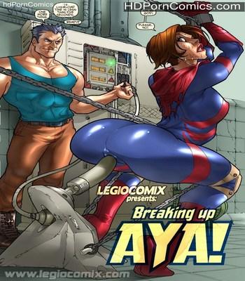 Porn Comics - Breaking Up Aya 1 Sex Comic