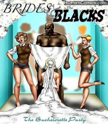 Porn Comics - Brides & Blacks 1 – The Bachelorette Party Sex Comic