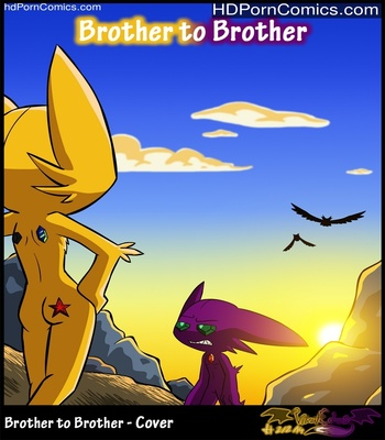 Brother To Brother 1 free sex comic