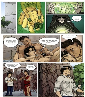 Brothers To Dragons 1 Sex Comic
