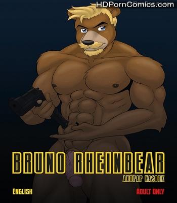 Porn Comics - Bruno Rheinbear Sex Comic