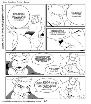 Bruno Rheinbear Sex Comic sex 19