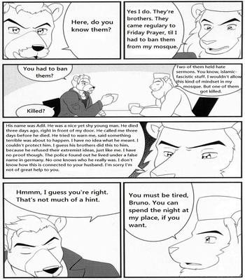 Bruno Rheinbear Sex Comic sex 27