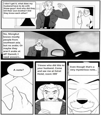 Bruno Rheinbear Sex Comic sex 30