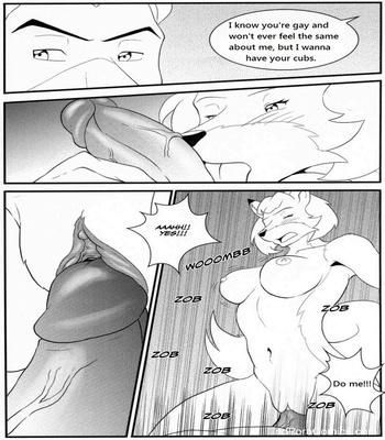 Bruno Rheinbear Sex Comic sex 35