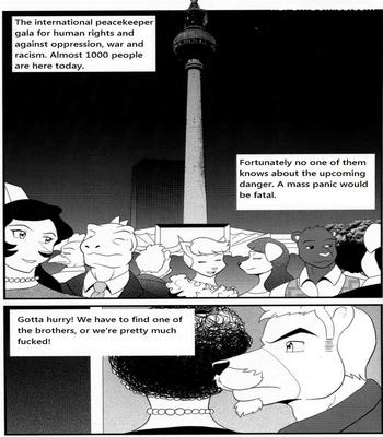 Bruno Rheinbear Sex Comic sex 42