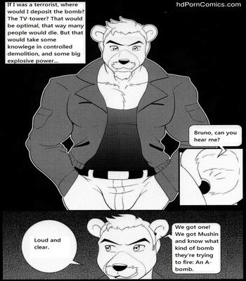 Bruno Rheinbear Sex Comic sex 43