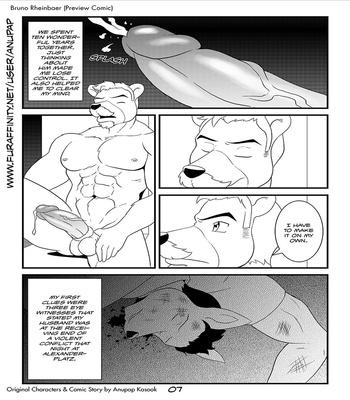 Bruno Rheinbear Sex Comic sex 8
