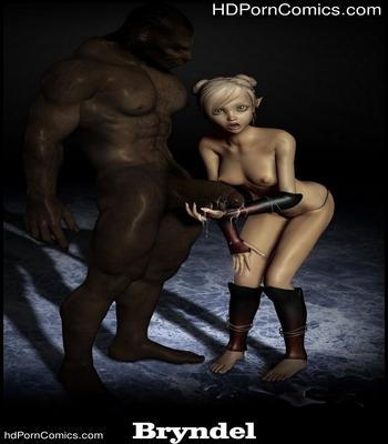 Porn Comics - Bryndel Sex Comic